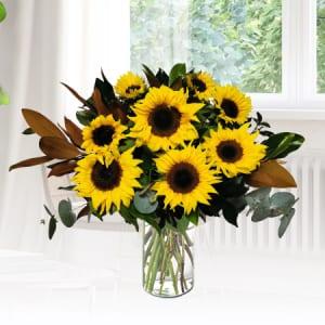 Sunflowers -- 018