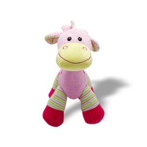 Giraffe Pink 25cm