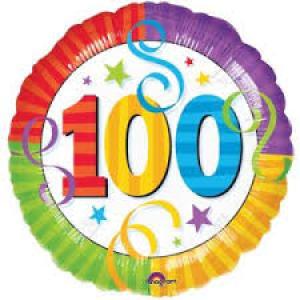Num 100 18 Inch