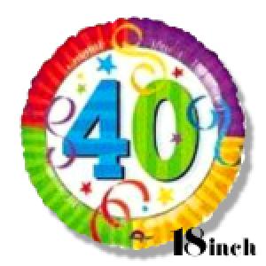 Num 40 18 Inch