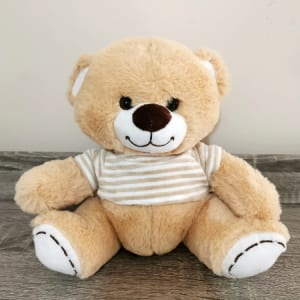 Teddy Light Brown 24cm