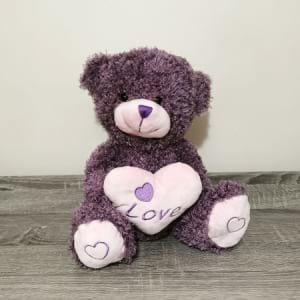 Teddy Purple 28cm