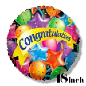 Congratulations 18 Inch