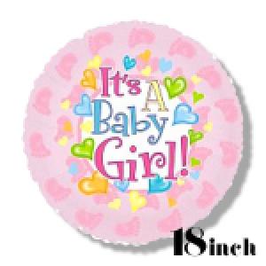 Baby Girl 18 Inch