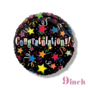 Congratulations 6 Inch