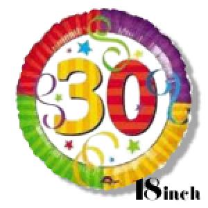 Num 30 18 Inch