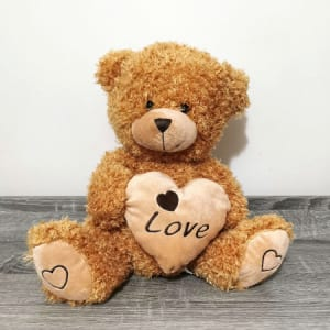 Teddy Brown 28cm