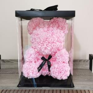 Rosie Bear Pink 40cm