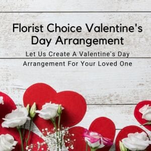 Valentines Day Arrangement