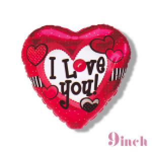 I love You 9 inch