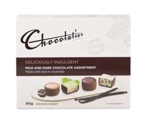 Chocolatier Assorted 80g