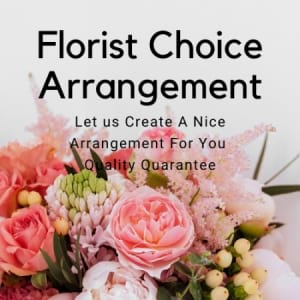 Florist Choice Arrangement