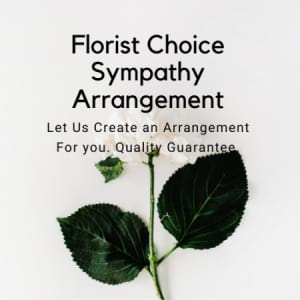 Sympathy Arrangement