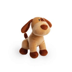 Rex Puppy Brown (22cmH)